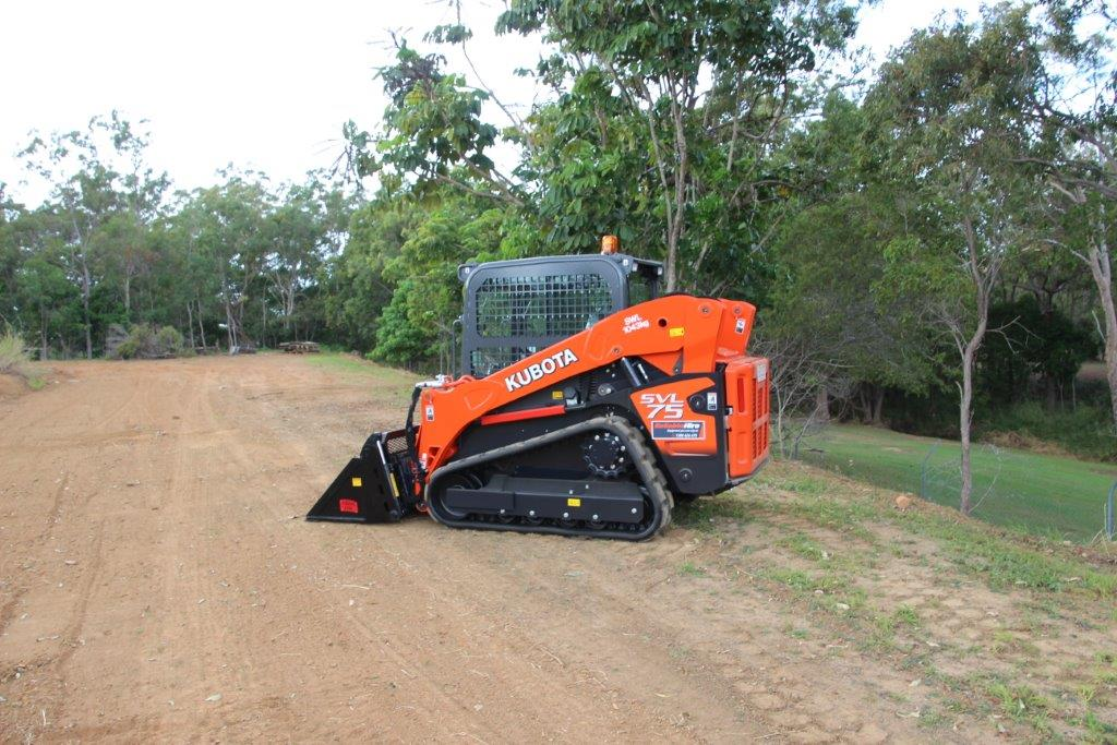 Tracked Skid Steer Loaders - 75hp